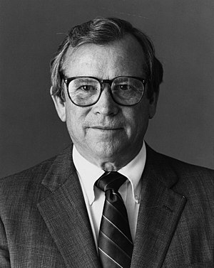 Howard Baker - Image: Howard Baker 1989