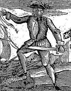 Howell Davis Welsh pirate