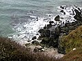 Howth - Rocks - geograph.org.uk - 685180.jpg