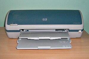 HP Deskjet - DeskJet 3845