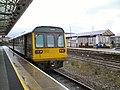 Huddersfield train at Stalybridge (geograph 5855187).jpg