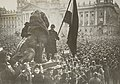 Hungary on March 24, 1919 - from, Enemy Activities - Arrests of Alien Enemies - Bolsheviki in Neutral Countries - The proclamation of Hungarian Republic now turned over to Hungarian Bolsheviki - NARA - 31477910 (cropped).jpg
