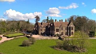 Benjamin Ferrey - Huntsham Court, Devon, built 1868-70
