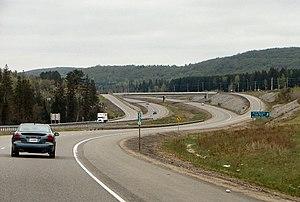 Ontario Highway 11 - Image: Hwy 11 Ontario 3