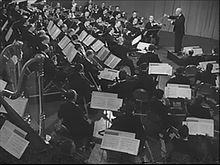 Hymn of the Nations 1944 OWI film (10 Arturo Toscanini conducting Verdi's La Forza del Destino 10).jpg