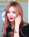 Hyuna at Incheon Airport on April 11, 2019.png