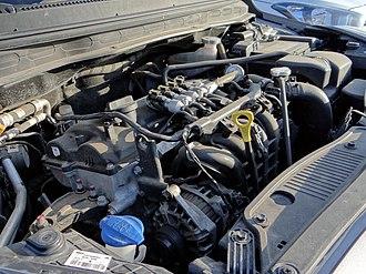 Hyundai i20 - Engine bay