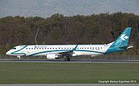 I-ADJN - E190 - Air Dolomiti