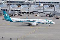 I-ADJT - E190 - Air Dolomiti