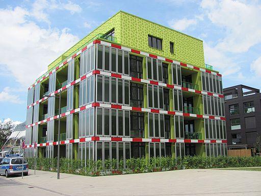 környezettudatosság építészet