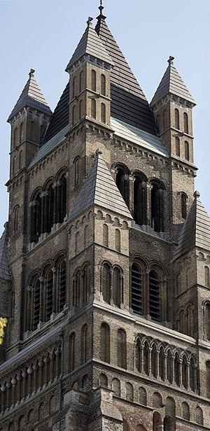 Robert Dennis Chantrell - Image: ID29716 Brugge Sint Salvatorskathedraal PM 62174