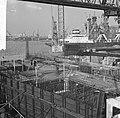 IJ-tunnel in aanbouw, bouw IJ-tunnel, Bestanddeelnr 918-2748.jpg