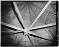 INTERIOR STRUCTURE OF STEEPLE - Convent of Mary Immaculate, 600 Truman Avenue, Key West, Monroe County, FL HABS FLA,44-KEY,23-7.tif