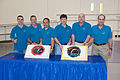 ISS Expedition 29-30 cake-cutting ceremony.jpg