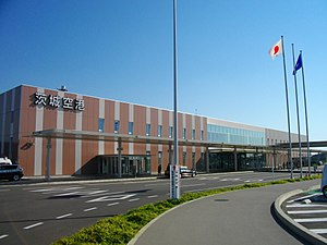Ibaraki Airport - Image: Ibaraki Airport 01