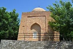 Ibragim Ata Mausoleum.JPG