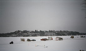 Cold lake hook up