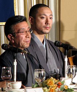 Ichikawa Ebizō XI Japanese actor and stage producer (born 1977)