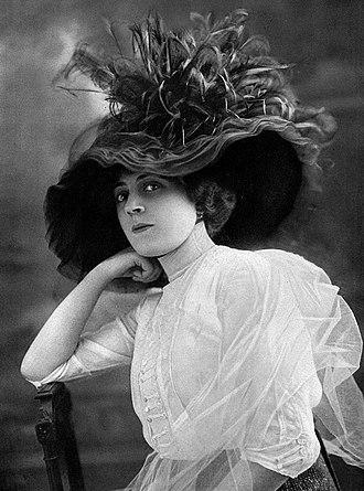 Ida Rubinstein - Ida Rubinstein in 1912