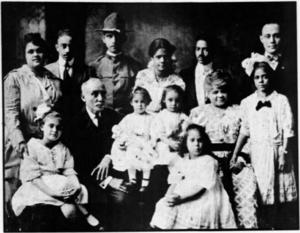 Ferdinand Lee Barnett (Chicago) - Image: Ida Wells Ferdinand Barnett and family