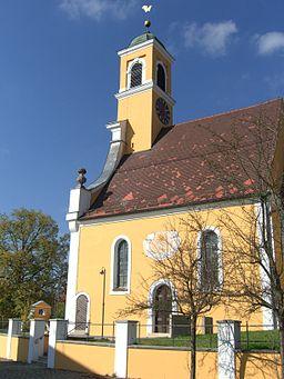 Igensdorf St. Georgs Pfarrkirche part