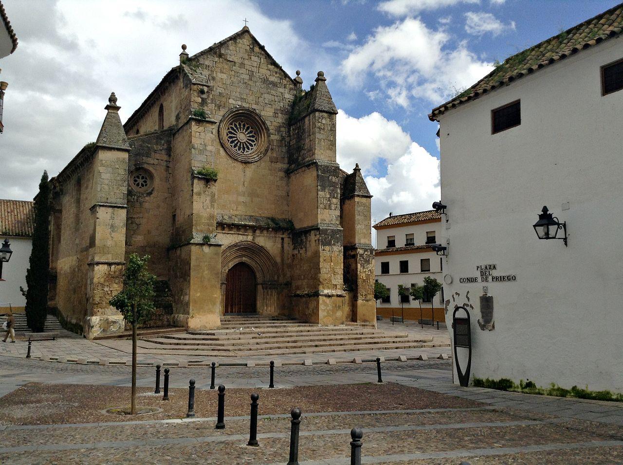 File Iglesia De Santa Marina De Aguas Santas Córdoba España Jpg Wikimedia Commons