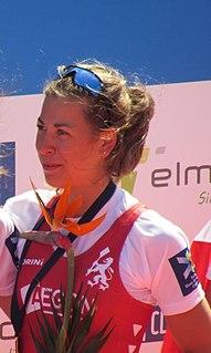 Ilse Paulis Dutch rower
