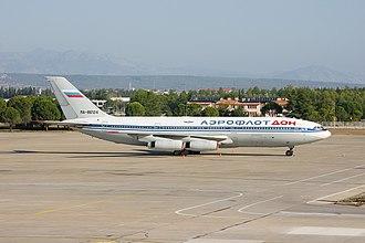 Donavia - Aeroflot-Don Ilyushin Il-86 in 2008