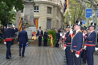 National Day of Catalonia - Image: Imatges oficials Diada Nacional de Catalunya 2013 gencat (10)