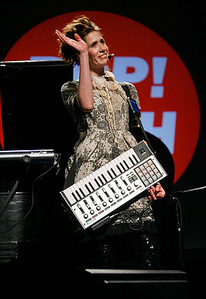 Imogen Heap - Heap at PopTech 2008