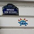 Impasse Bon-Secours, Paris 2011.jpg