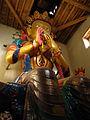 India - Ladakh - Leh - 048 - Buddha staue inside Namgyal Tsemo Gompa (3855613601).jpg