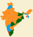 Indian states by Party Alliances 1.png
