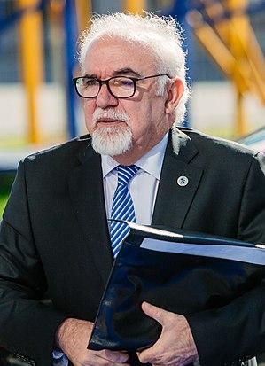 José António Vieira da Silva - Vieira da Silva in July 2017
