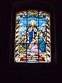 Inner City Parish Church, Heart of Virgin Mary window, 2016 Szekszard.jpg