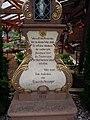 Inschrift zu Wegkreuz Neumayer Ohlsbach DSCN1946.jpg