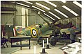 Inside the Battle of Britain Museum at Hawkinge - geograph.org.uk - 23175.jpg