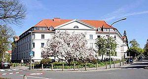 Osnabrück University of Applied Sciences - Institute of Music, Caprivistraße