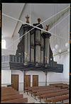 foto van Gereformeerde kerk, orgel