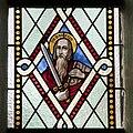 Interieur, detail glas in loodraam - Emmen - 20531856 - RCE.jpg