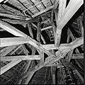 Interieur, overzicht van kapconstructie van de middentoren - 's-Hertogenbosch - 20424585 - RCE.jpg