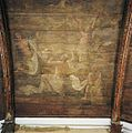Interieur koor, gewelfschilderingen, vak 1, detail, na restauratie - Warmenhuizen - 20356213 - RCE.jpg