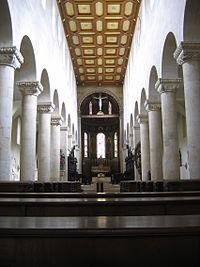 Interior east