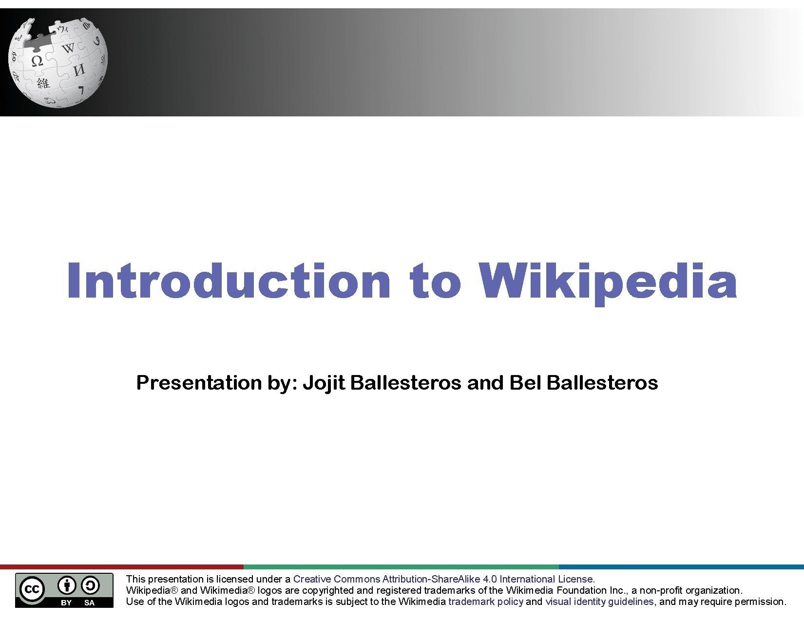 File:Introduction to Wikipedia 2017 March 24 pdf - Wikimedia