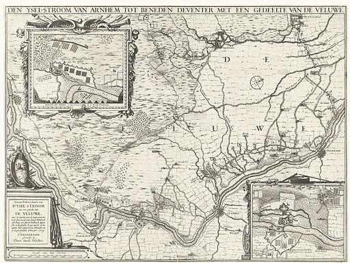 Inval Veluwe 1629
