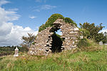Inver Old Church West Gable 2012 09 16.jpg