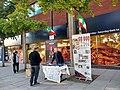 Iran 1988 massacre protest in Finchley, London 02.jpg