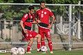 Iran mens national football team training 117.jpg