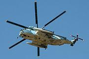 Iranian Navy RH-53D Sea Stallion with registration 9-2701 (I)