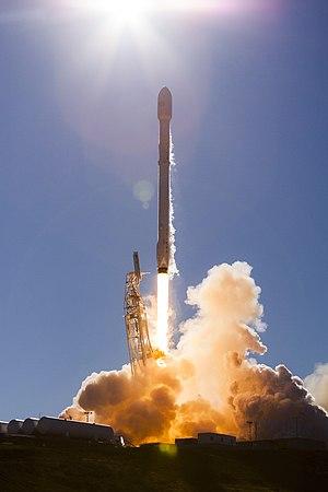 Falcon 9 booster B1029